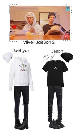 Vlive- JaeSon 2