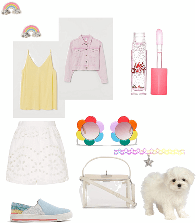 Cute Easter Chic