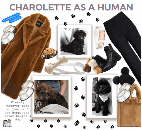 Charlotte as a Human