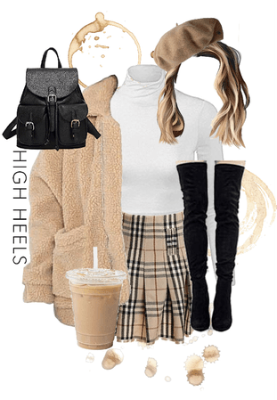 knee high boots outfit!!!