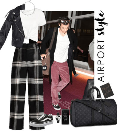 Airport style(s)