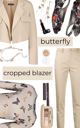 butterflies and blazers