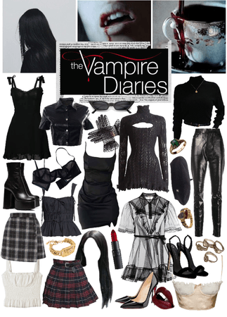 If I were a character on: The Vampire Diaries