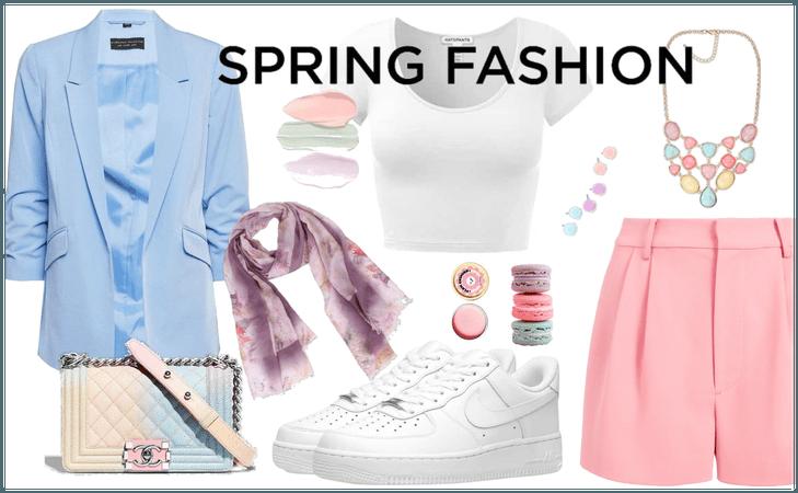 Spring Pantsuit