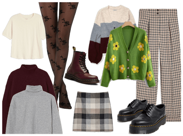 10 outfits challenge