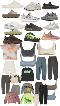 yeezy things from dawn
