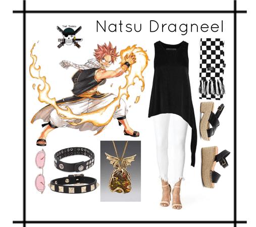 Kinda Cosplay- Natsu Dragneel