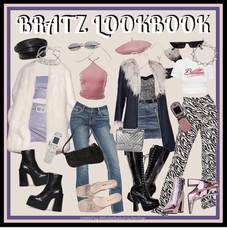 Moodboard Series: Bratz Lookbook - Contest