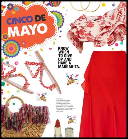 Happy Cinco De Mayo Style