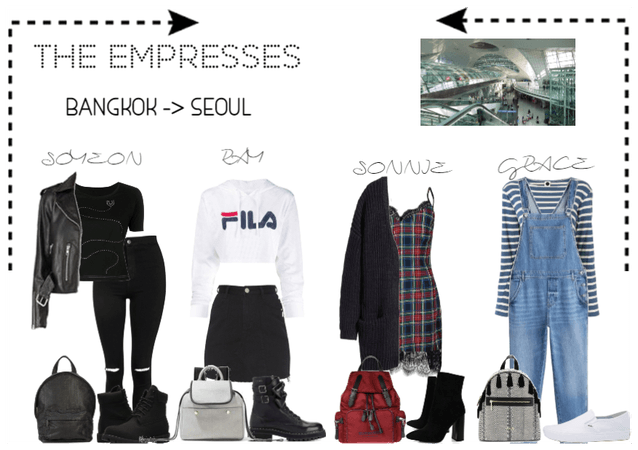 [THE EMPRESSES] TRAVELS TO SEOUL