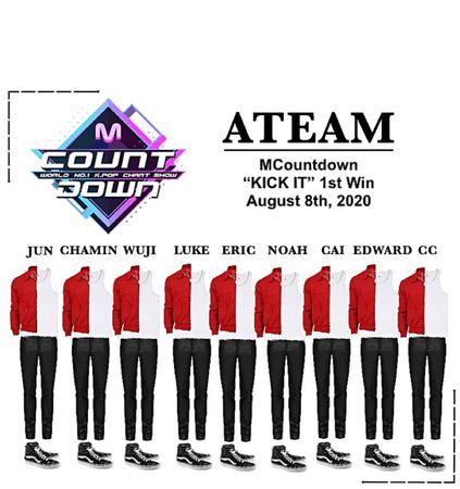 """ATeam """"Kick It"""" 1ST Win"""