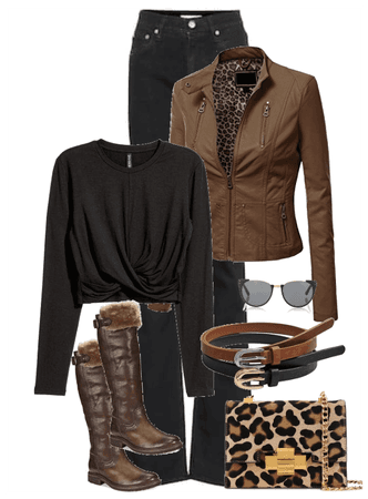 Wardrobe Staples: Leather Jackets