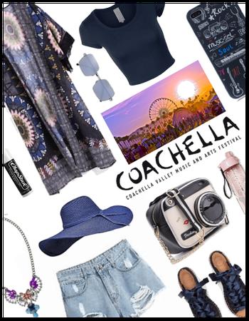 Coachella Boho style