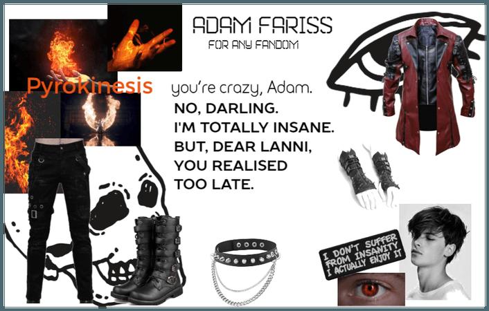 Adam Fariss