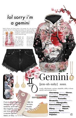 Sorry, I'm a Gemini ♊️