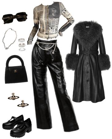 NY street outfit