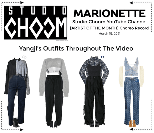 마리오네트 (MARIONETTE) - [YANGJI] Studio Choom — Artist Of The Month