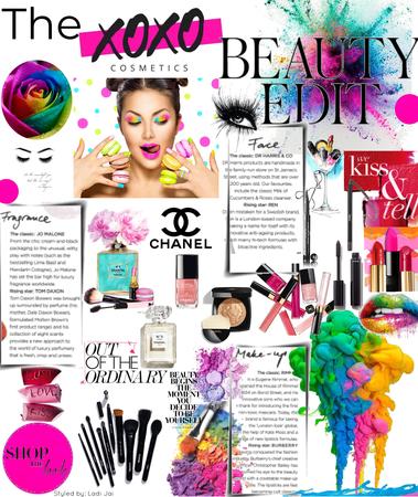 The XOXO Beauty Edit