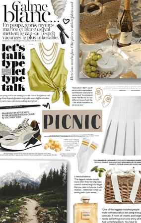 picnic. 🧺