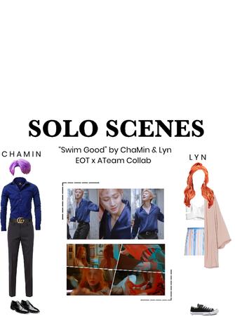 """""""SWIM GOOD"""" SOLO SCENES."""