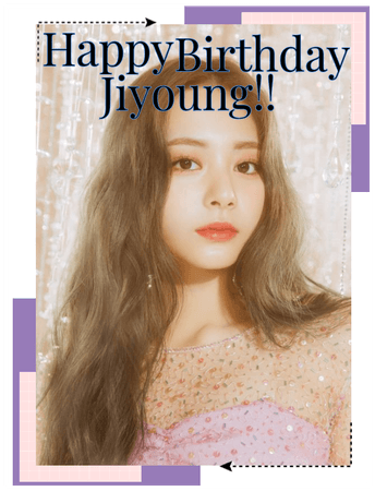 Happy 18th birthday to our maknae jiyoung!!