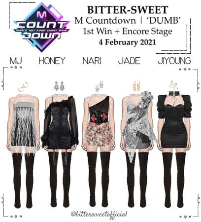 BITTER-SWEET [비터스윗] M Countdown 210204