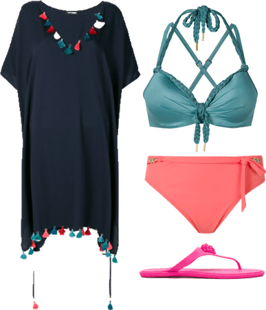 Swimsuit & Coverup