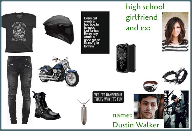 O.C: Dustin Walker