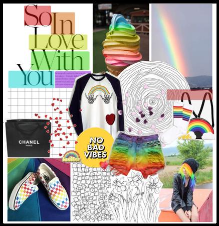 🌈 Rainbow Contest Entry  🌈