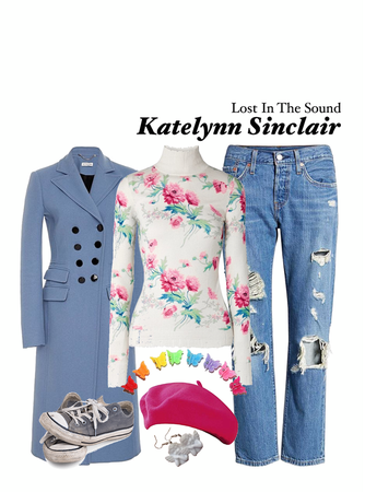 LOST IN THE SOUND: Katelynn Sinclair