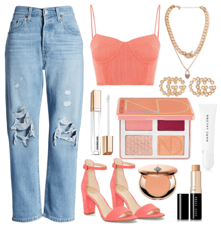 Womens-Fresh Pink