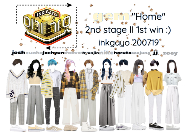 """GEM """"HOME"""" II 4TH STAGE 2nd WIN!!:))"""