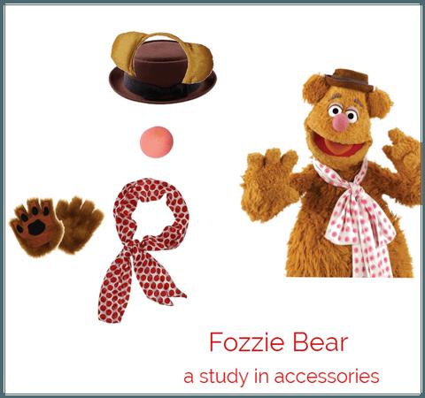 Fozzie Bear Accessories