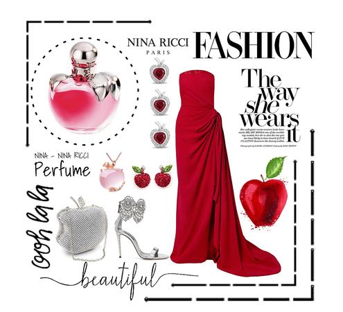 favourite perfume Nina - Nina Ricci