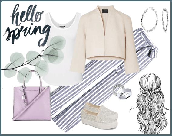 Spring Capsule Wardrobe #9