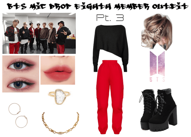 BTS Mic Drop Eighth Member Pt. 3