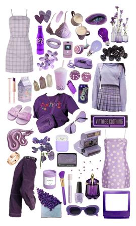purple png/filler compilation