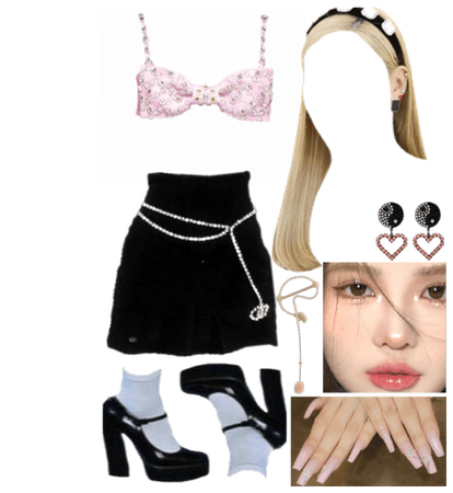 You Can't Sit With Us Outfit