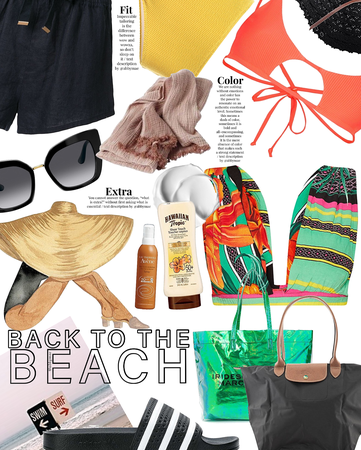 back to the beach | beach day