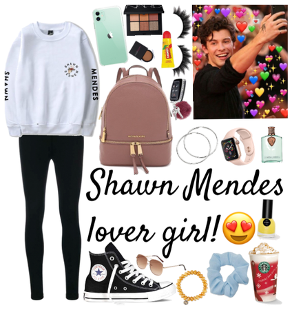 Shawn Mendes Lover Girl!😍