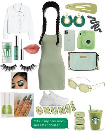Green Bean 🥝🥦🍐