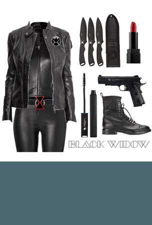 Black Widow Combat