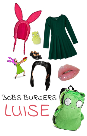 BOBS BURGERS | LUISE