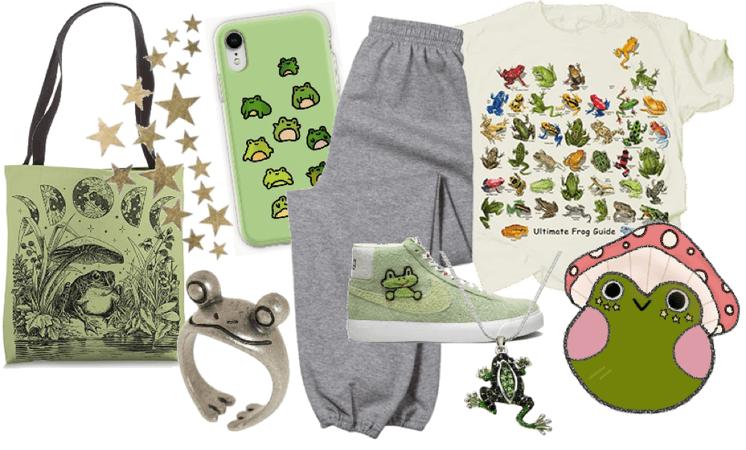 #frog inspired