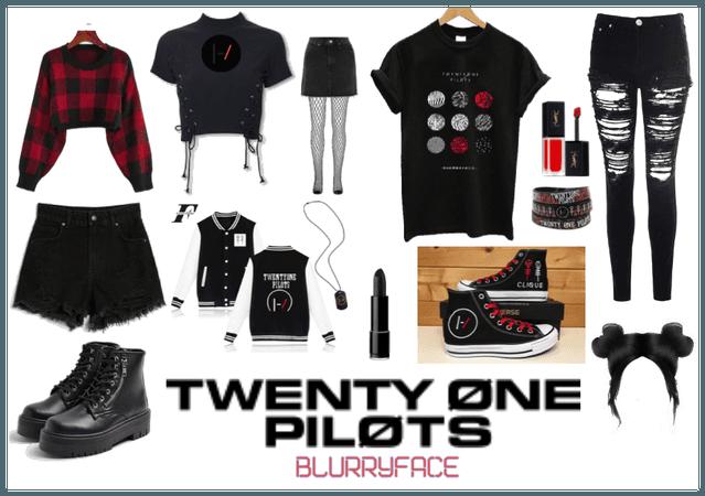 Twenty one pilots~Blurryface