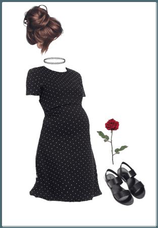 Rose's pregnancy