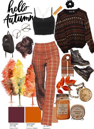 autumn xoxo