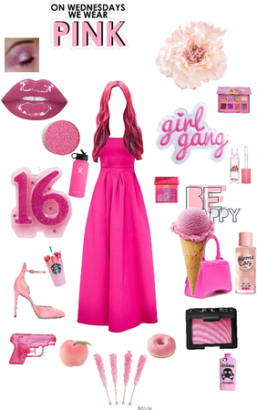 what a betufull PINK DAY