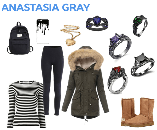 Anastasia Gray's Outfit in Until Dawn