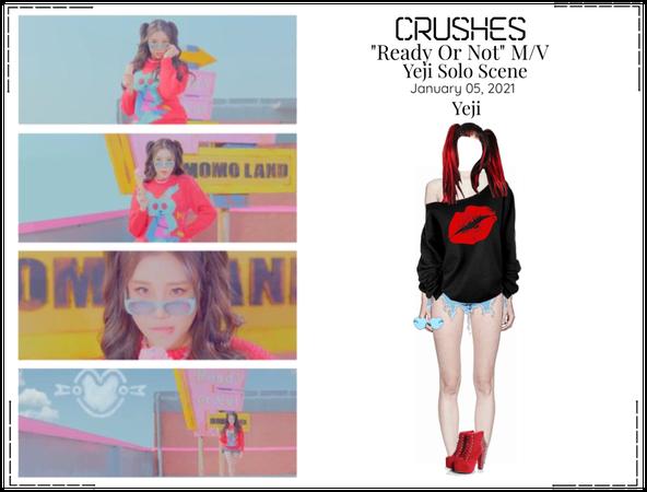 Crushes (호감) ❝ℝ𝕖𝕒𝕕𝕪 𝕆𝕣 ℕ𝕠𝕥❞ Music Video